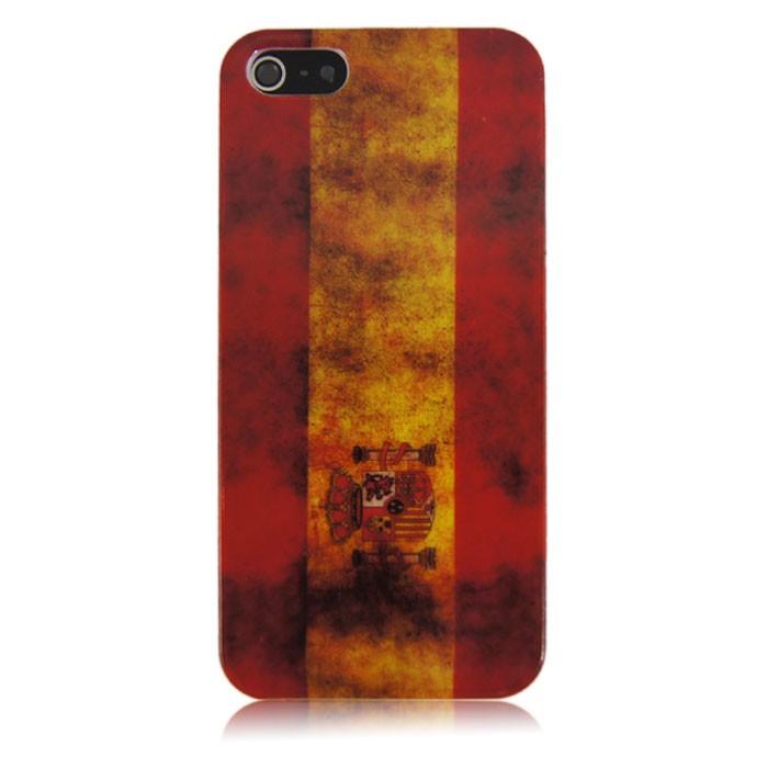Vintage Spanien - iPhone 5C skal - Macskal 18363e4d46c59