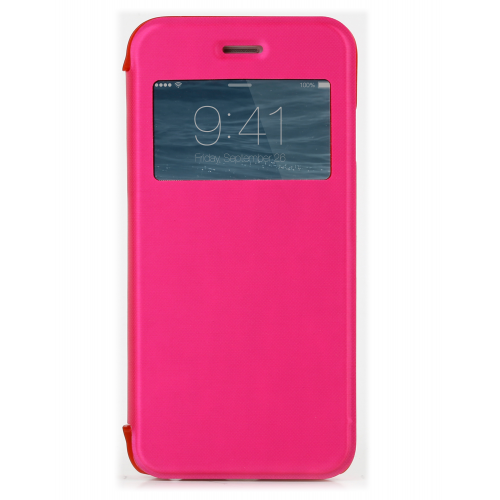 iPhone 5C Window - Rosa - Fodral - Macskal a0e9a3c926363