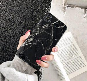 Blackstone Marble – iPhone 11 Skal