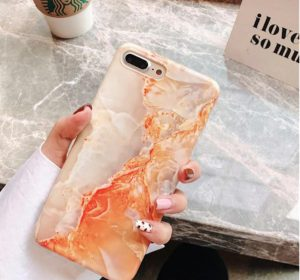 Magma Marble - iPhone 11 Skal