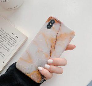 Umber Marble - iPhone 11 Skal