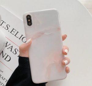Pearl Marble - iPhone 11 Skal