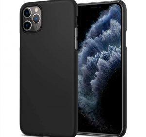 Slim – iPhone 11 Pro Max skal - Svart
