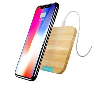 Wooden Qi Charging Pad