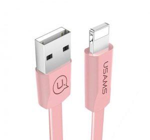 Lightning Kabel Premium – Rosa