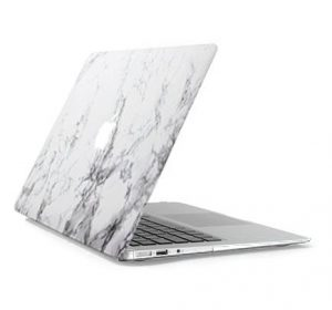 "MacBook Pro (No Touch Bar) skal 13"" - White Marble"