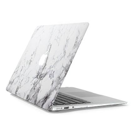 """MacBook Pro (No Touch Bar) skal 13"""" - White Marble"""