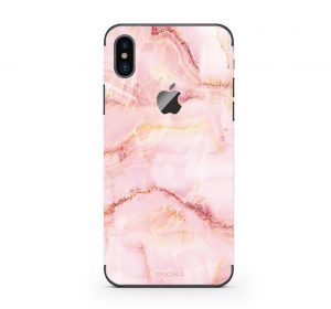 Pink Marble - iPhone XR