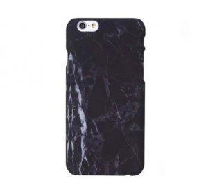 Matte Black Marble - iPhone 8