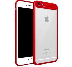 USAMS iPhone 7 Plus - Röd