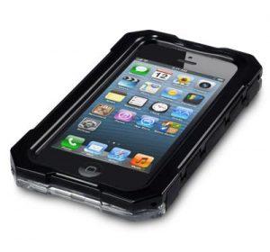 Waterproof - iPhone 8 skal - Black