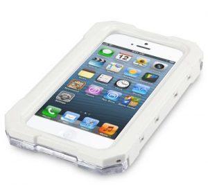 Waterproof - iPhone 8 skal - White