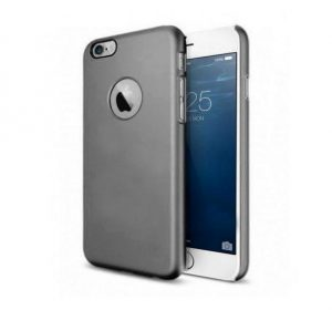 Thin Air - iPhone 8 skal - Grey
