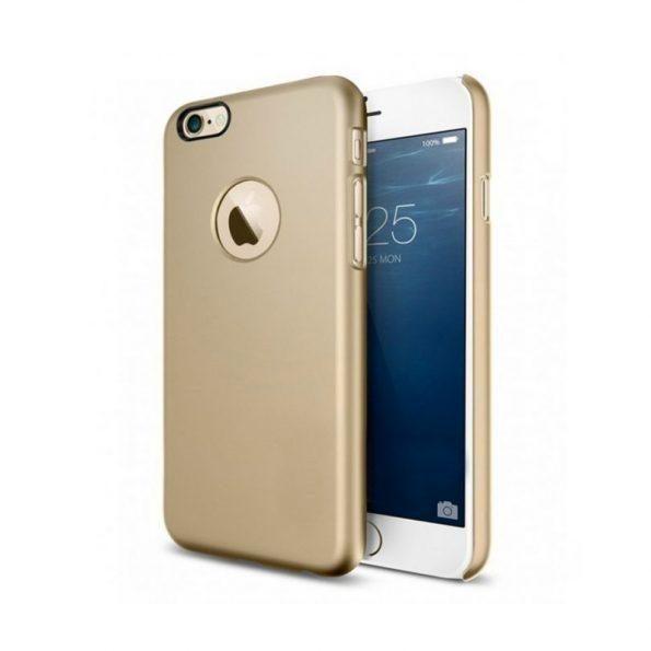Thin Air - iPhone 8 skal - Gold