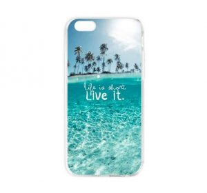 DO Live It - iPhone 8 skal