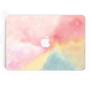 MacBook skin 12″ – Rainbow