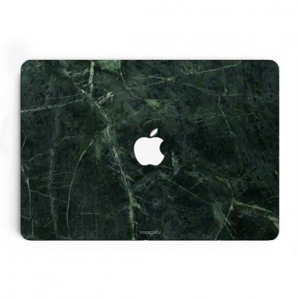 "MacBook skin 12"" - Green Marble"