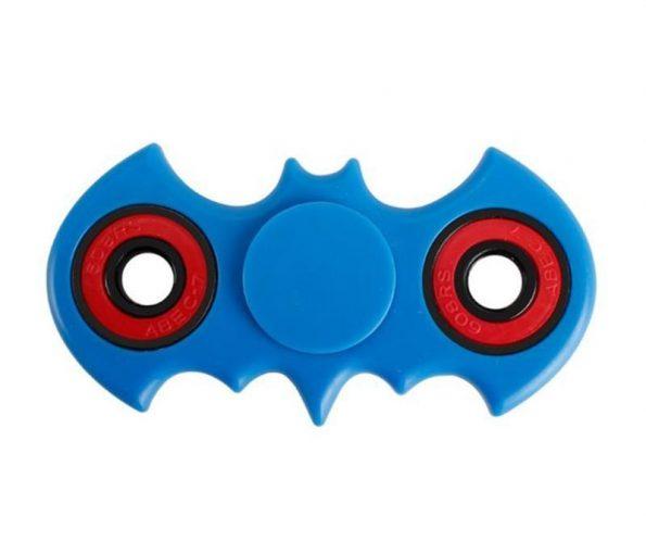 Bat Fidget Spinner - Blå