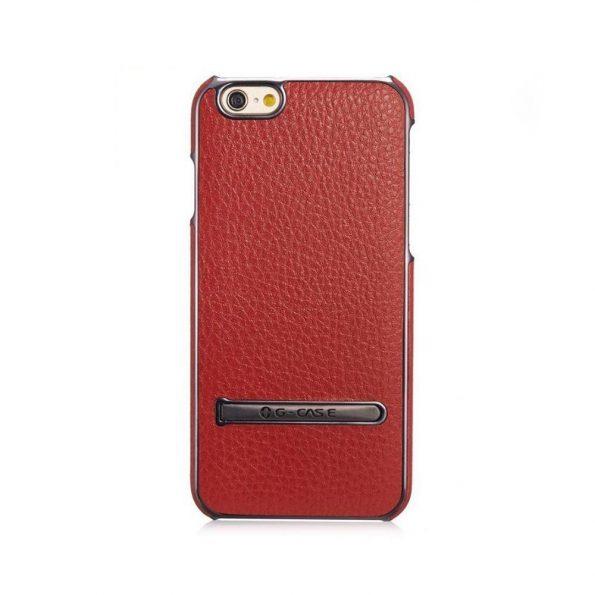 Luxury Stand Case - Röd - iPhone 7 Plus