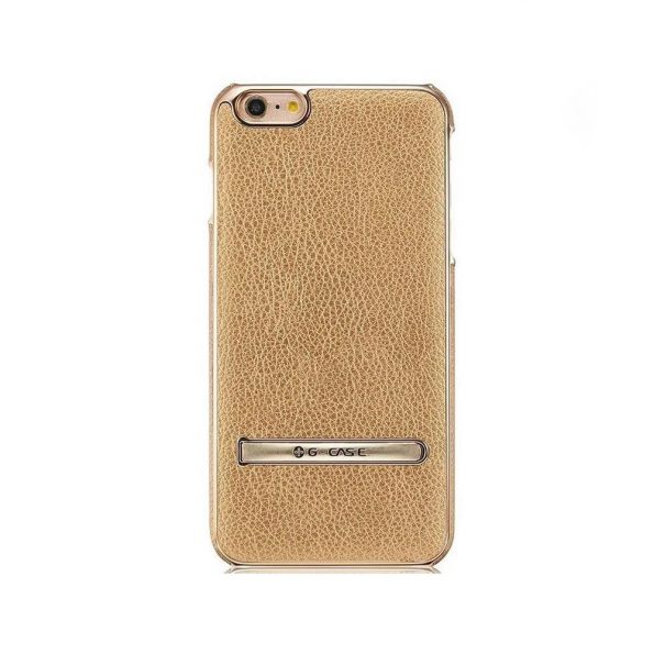 Luxury Stand Case - Guld - iPhone 7 Plus