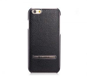 Luxury Stand Case - Svart - iPhone 6 Plus