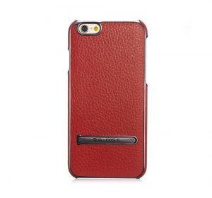 Luxury Stand Case - Röd - iPhone 6