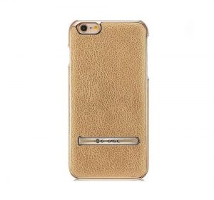 Luxury Stand Case - Guld - iPhone 6