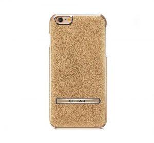 Luxury Stand Case - Guld - iPhone 6