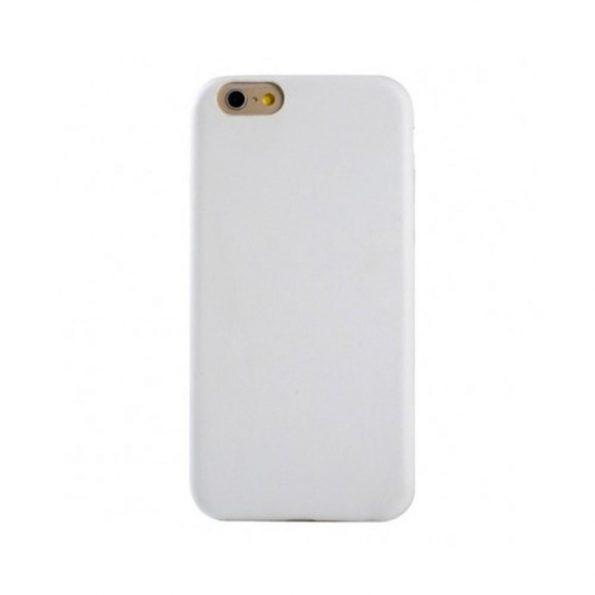 Luxury - Vit - iPhone 7 Plus skal