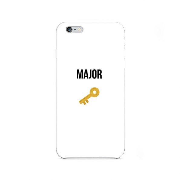 Major Key - iPhone 6 skal