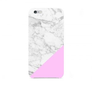 Granite Marble - Pink - iPhone 7 skal