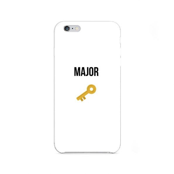 Major Key - iPhone 7 skal