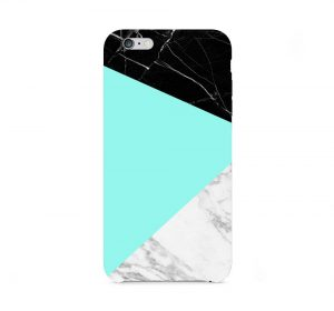 Granite Marble - Green - iPhone 7 skal