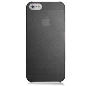 Matte Slim - Svart - iPhone 7 Plus skal