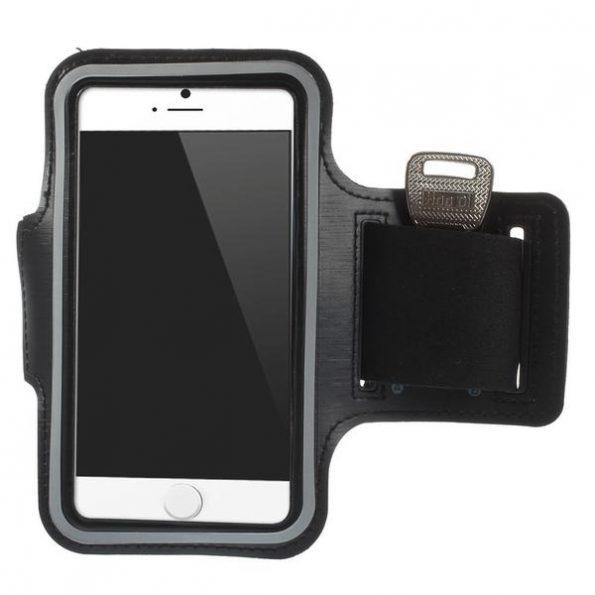 iRun Deluxe - Svart - iPhone 7 Plus