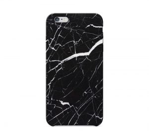 Black Marble - iPhone 7 skal