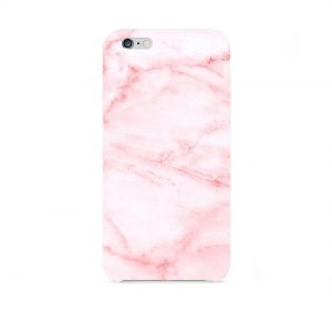 Pink Marble - iPhone 6 skal