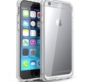Shockproof - Vit - iPhone 6