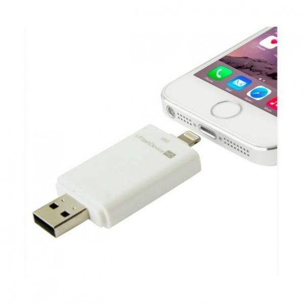 USB-minne till iPhone och iPad - 32 GB