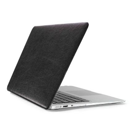 "MacBook Air skal 11"" - X-Leather Svart"