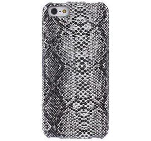 Snake - Svart/Vit - iPhone 5C skal