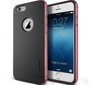 Iron Shield - Rosa - iPhone 6 skal