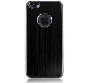 Metal - Svart - iPhone 5 skal