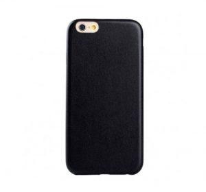 Luxury - Svart - iPhone 6 skal