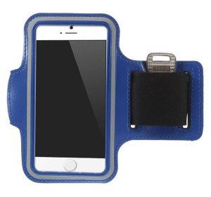 iRun Deluxe - Blå - iPhone 6 Plus