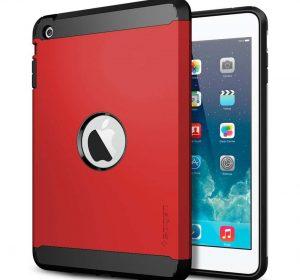 Though Armor - Röd - iPad Mini skal