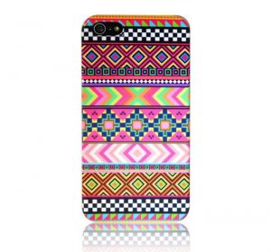 DO Aztec Hypnosis - iPhone 5 skal