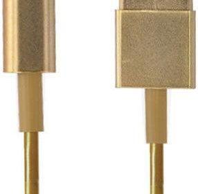 USB - Lightning kabel - Guld
