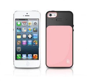 Card Holder - Rosa - iPhone 6 skal