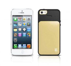 Card Holder - Guld - iPhone 6 skal